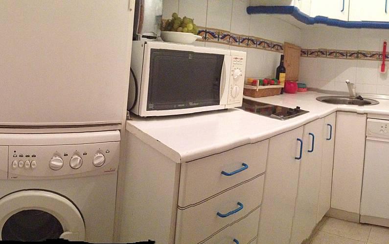 Apartment Kitchen Huesca Aisa Apartment - Kitchen