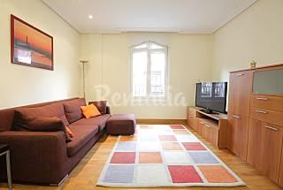 Wohnung mit 2 Zimmern im Zentrum von San Sebastian Gipuzkoa