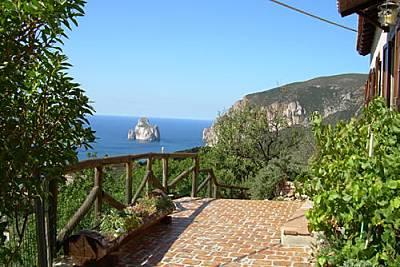 Villa in affitto a 2 km dalla spiaggia Carbonia-Iglesias