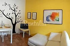 Wohnung mit 1 Zimmer mit Blick auf die Berge Como
