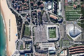2 baños, garaje, playas, club dep. Universidades.  Cantabria