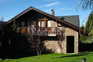 Villa en alquiler con piscina Girona/Gerona