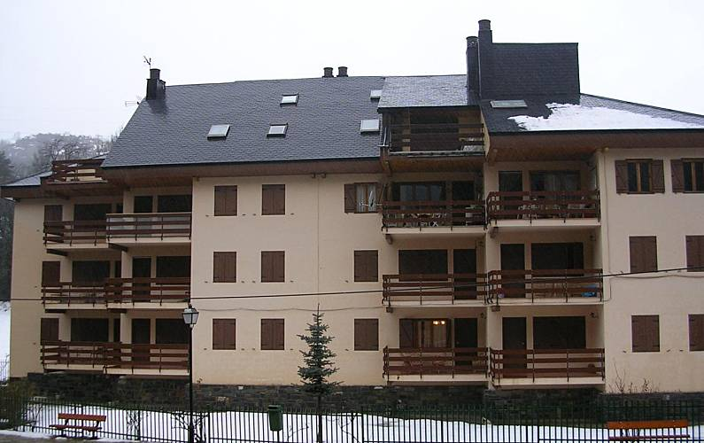 Apartment for rent near Formigal Huesca - Outdoors