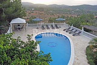Villa with 4 bedrooms 3 km from the beach Ibiza