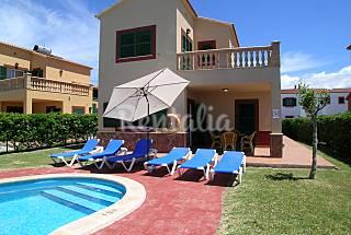 Villa Jardin del mar, a 60 mts. de la playa Menorca