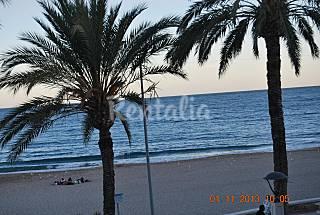 Apartamento para 8 personas a 25 m. de la playa Alicante