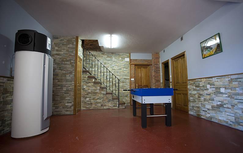 Casa Interior da casa Astúrias Piloña Villa rural - Interior da casa