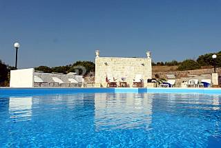 Wonderful country villa  private pool and tennis Ragusa