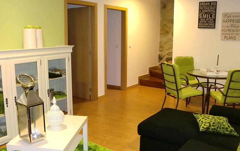 Casa Sala Braga Amares Villa rural - Sala