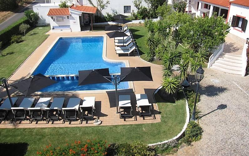 14 Swimming pool Algarve-Faro Albufeira Apartment - Swimming pool