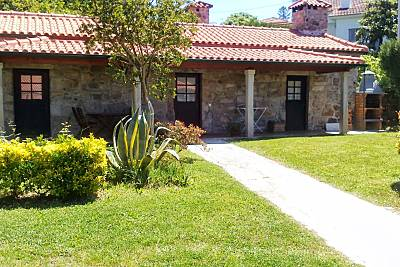 2 Casas en alquiler con piscina - 10365/AL Viana do Castelo