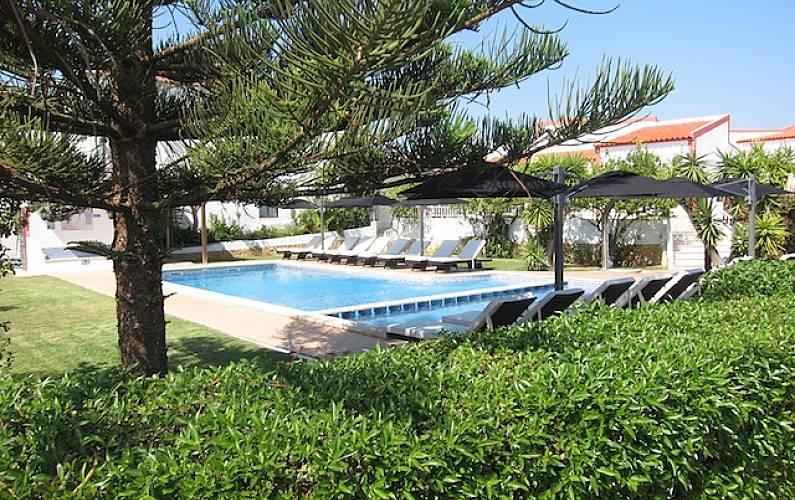 14 Apartaments Casa da Horta - 2 bedrooms Algarve-Faro - Swimming pool