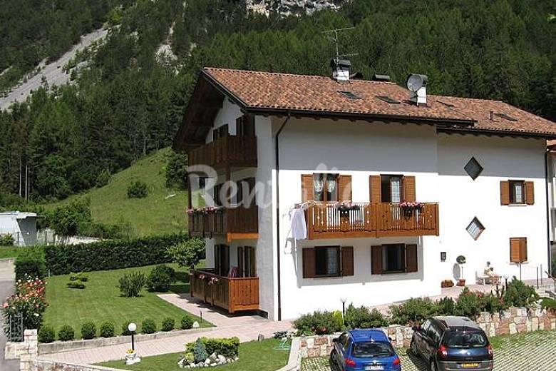 Villa for rent Molveno Andalo Fai della Paganella Trentino
