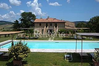 Casale Refoli casa de vacaciones en Toscana-Italia Siena