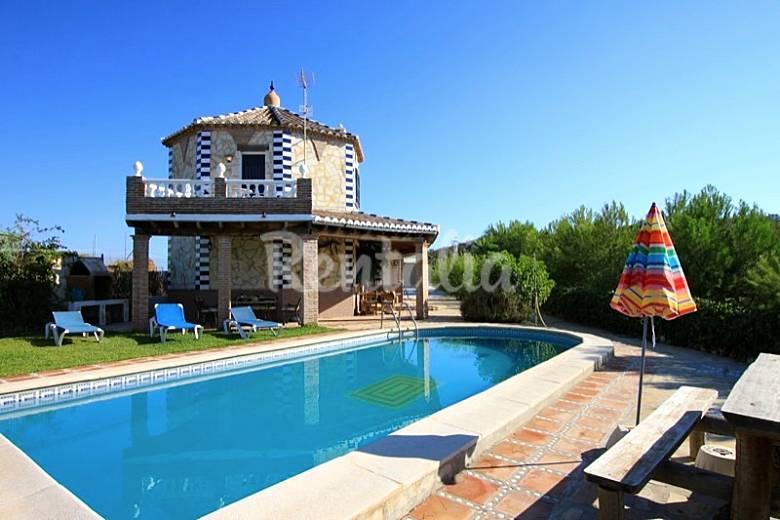 Finca con piscina privada cerca del mar iznate m laga - Casa rural iznate ...