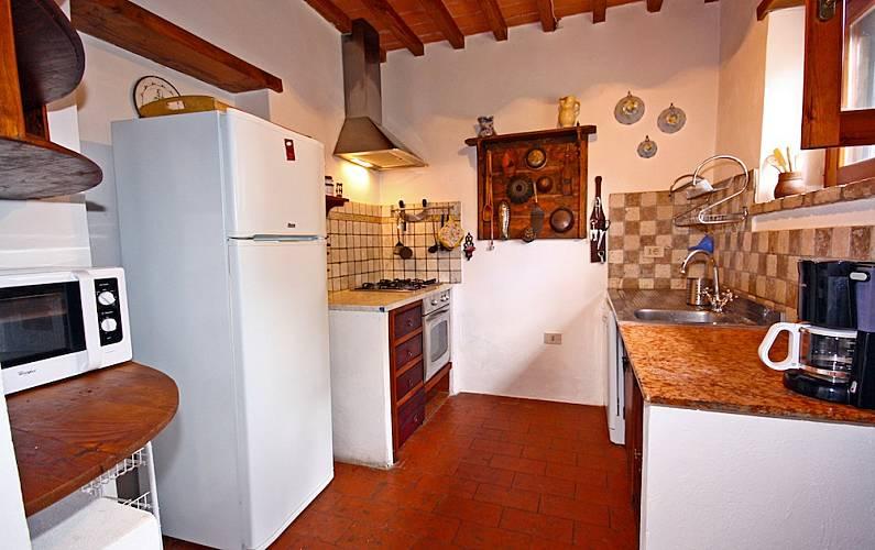I Cucina Arezzo Cortona Casa di campagna - Cucina