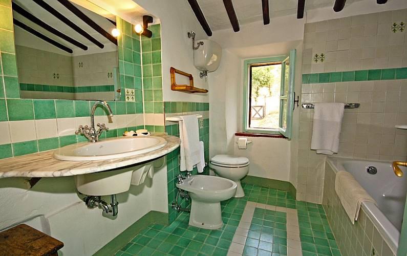 I Bagno Arezzo Cortona Casa di campagna - Bagno