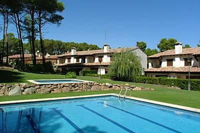 Bonita casa de 2 habitaciones a 850 m de la playa Girona/Gerona