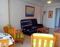 Appartement te huur op 200 meter van het strand Alicante