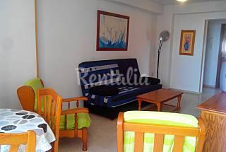 Apartamento calle Ibiza Playa Levante Alicante