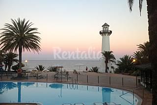 Apartamento de 1 habitación en 1a línea de playa Gran Canaria