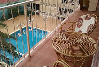 Apartment for rent only 30 meters from the beach Alicante