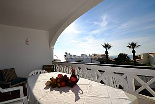 Beautifull apt just 150mts from the beach Algarve-Faro