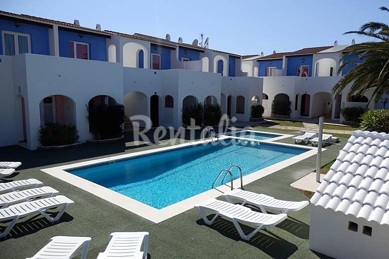 Appartement Jardin Minorque Ciutadella de Menorca Appartement