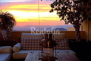 Apartamento de 2 habitaciones a 1000 m de la playa Murcia