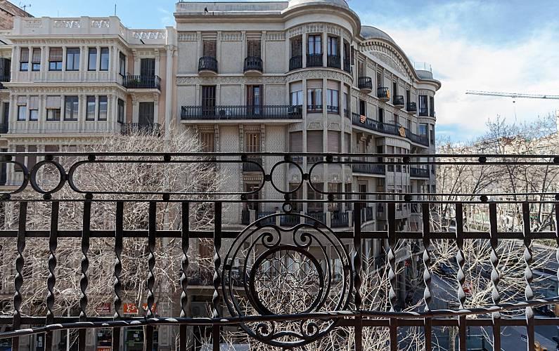 Appartamento in affitto nel centro di barcelona for B b barcellona economici centro