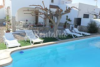 House for 8 people only 300 meters from the beach Tarragona