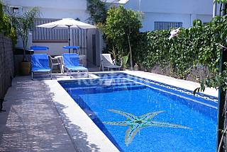 House for 4 people only 200 meters from the beach Tarragona