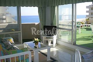 2 Apartments for 2-4 people 50m from the beach Málaga