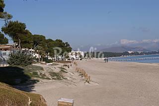 Apartamento para 6 personas a 120 m de la playa Mallorca