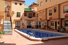 Apartamento de 1 dormitorio con piscina Alicante