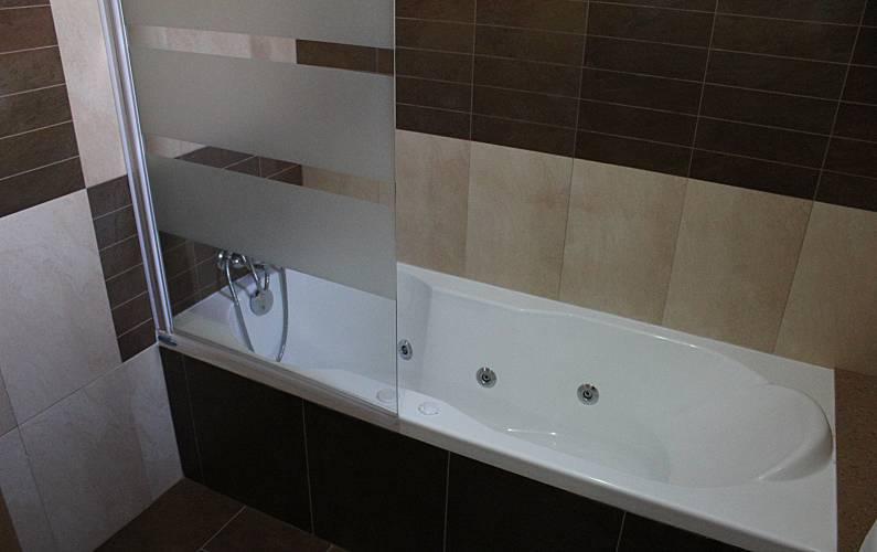 Nice Bathroom Tarragona L' Ametlla de Mar House - Bathroom