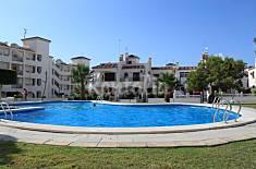 Apartamento de 2 habitaciones a 1000 m de la playa Alicante