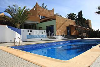 House for 10 people 6.8 km from the beach Gran Canaria