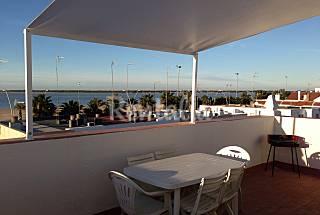 Casa para 6-10 personas a 50 m de la playa Cádiz