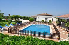 Villa rental Las Palmeras Granada