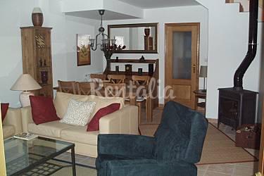 House Living-room Huesca Sallent de Gállego House