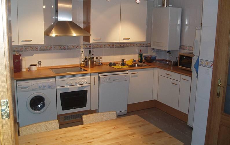 House Kitchen Huesca Sallent de Gállego House - Kitchen