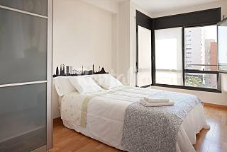 Apartment for 4 people near the beach Barcelona