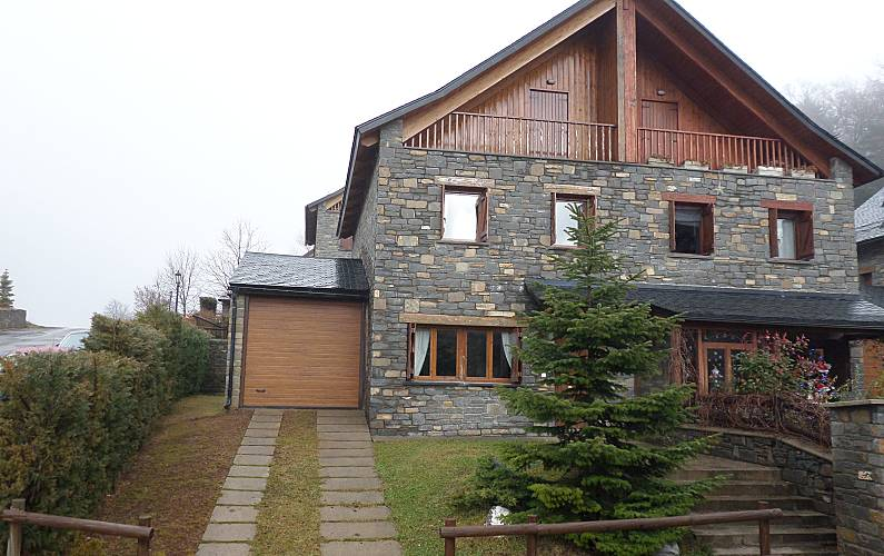 House for rent Formigal Huesca - Outdoors