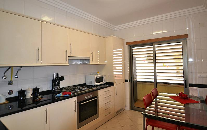 Unique Kitchen Algarve-Faro Silves Apartment - Kitchen