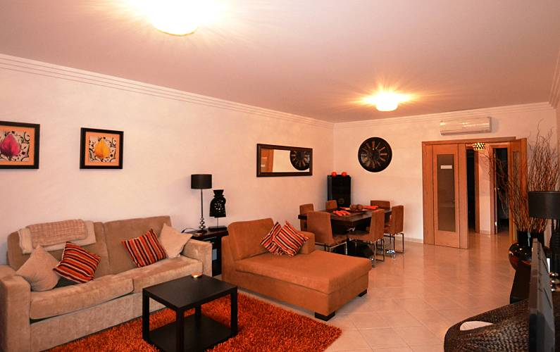 Unique Living-room Algarve-Faro Silves Apartment - Living-room