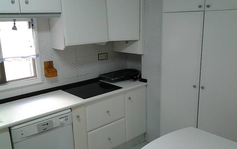 Cocina Castellón Vinaròs Apartamento - Cocina