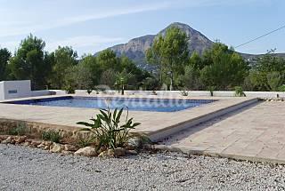 Villa para 6-9 personas a 2 km de la playa Alicante