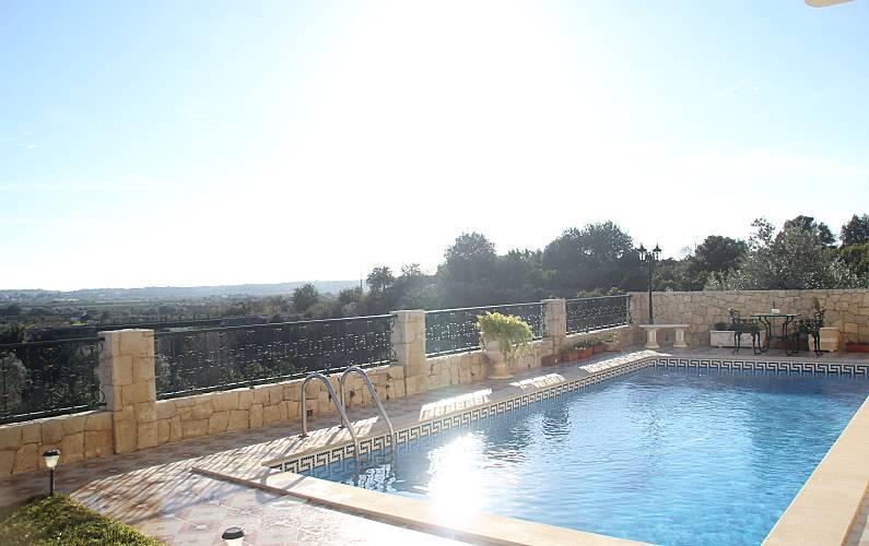 Vivenda Piscina Algarve-Faro Silves vivenda - Piscina