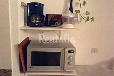 Appartement Cuisine Ténériffe Arona Appartement